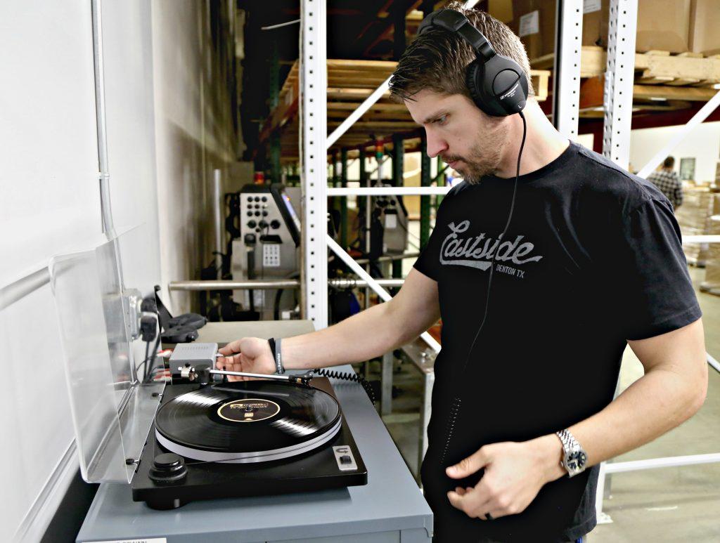 Dustin Listens