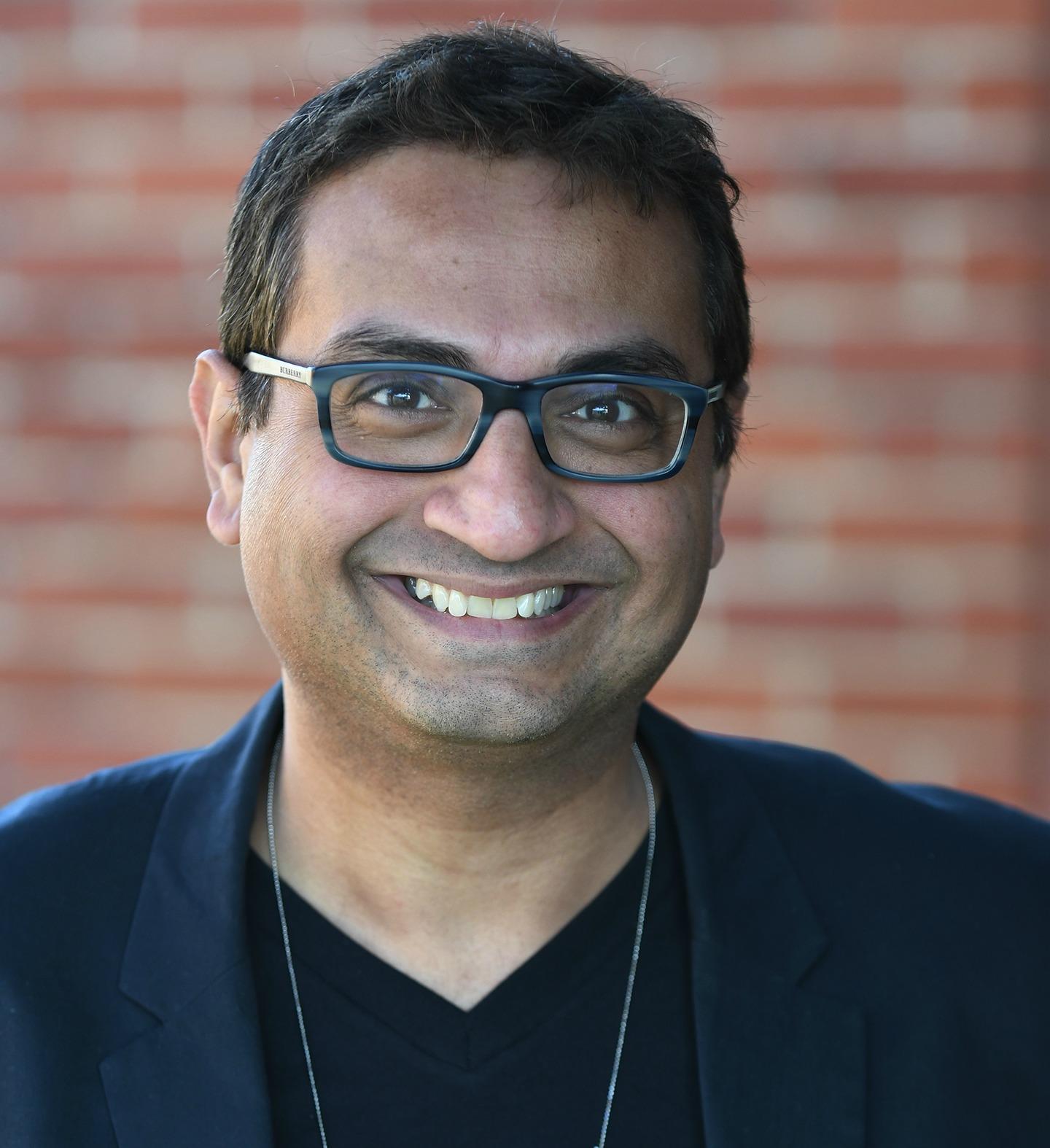 Jitin Hingorani Founder and Festival Director for the Soutehast Asian Film FEstival.