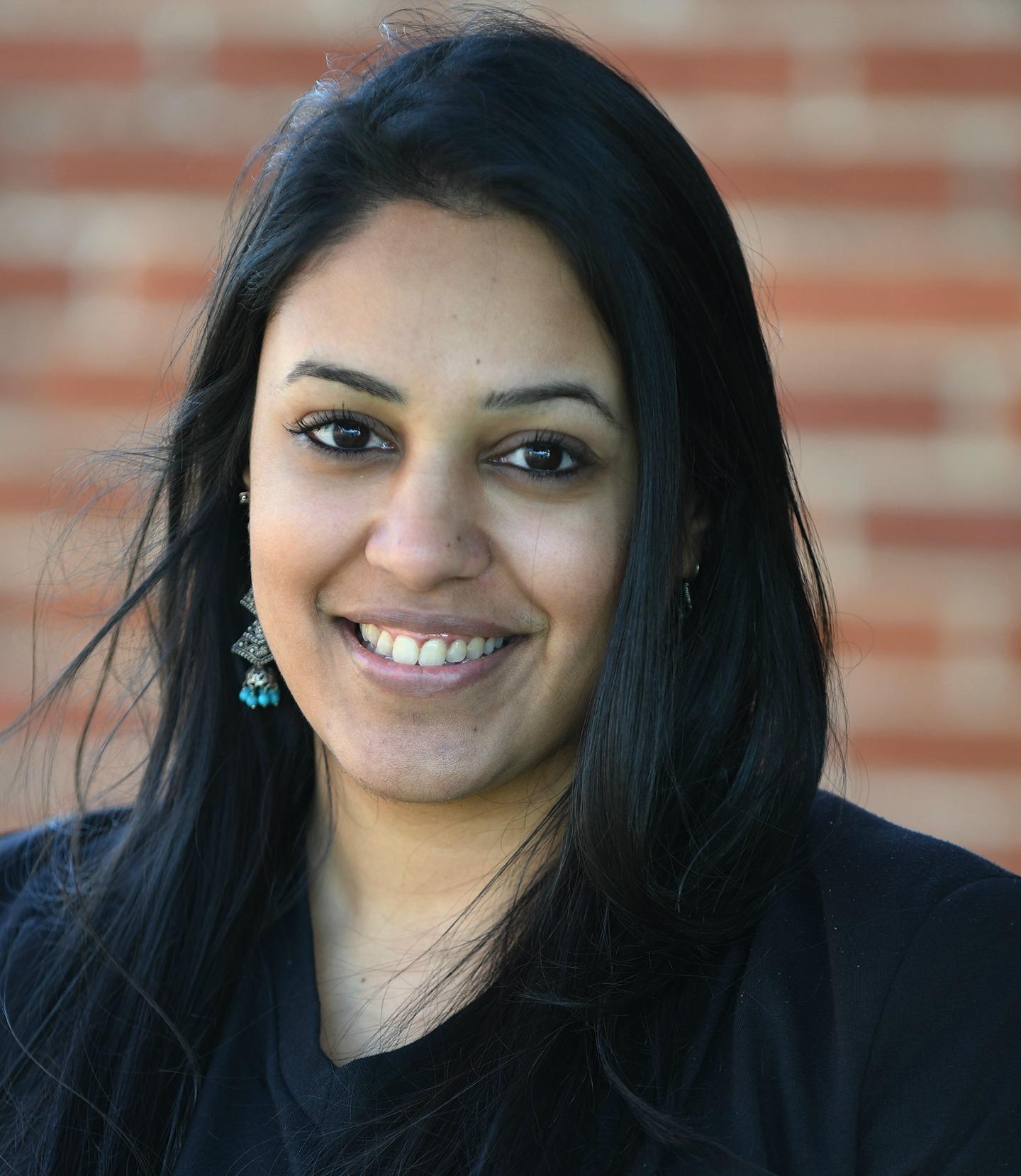 Nisha Bhatt, Festival Coordinator for the Southeast Asian Film Festival.