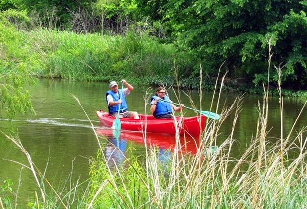 Paddle your cares away at the Heard. Photo: Heard Natural Science Museum and Wildlife Sanctuary