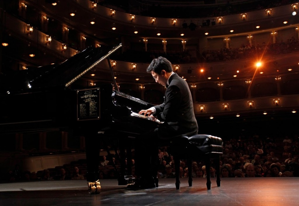 Photo: Ralph Lauer for The Cliburn
