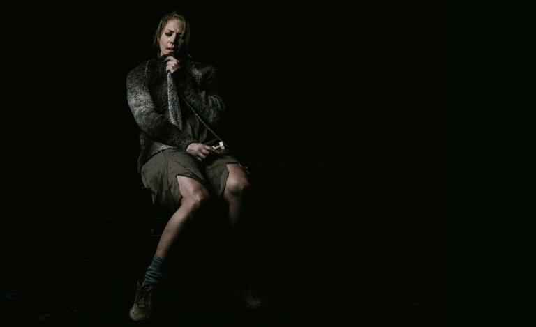 Anna Laurenzo in 'Voir Dire.' Photo: Nine