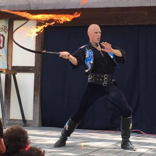 Things will be crack-a-lackin' this weekend at the Scarborough Renaissance Faire. Photo: Adam 'Crack' Winrich
