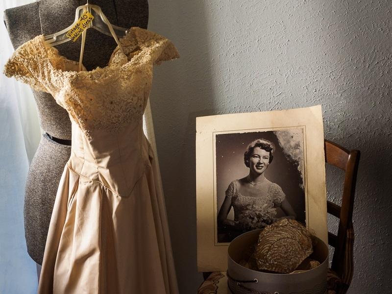 """Wedding Dress"" - Norm Diamond, 2015"