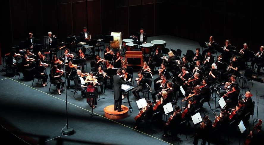 Photo: Richardson Symphony Orchestra