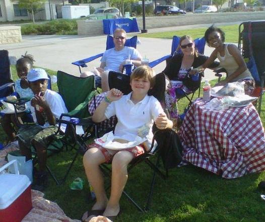 Pack up your picnic basket for an outdoor concert. Photo: Levitt Pavilion