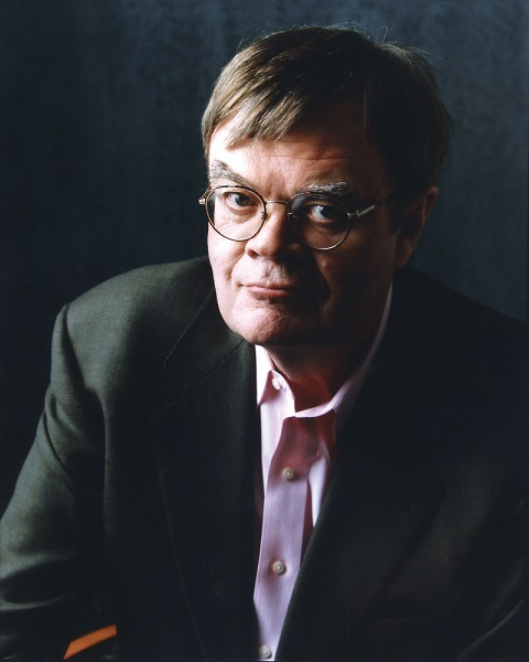 Garrison Keillor comes to town for a night of Stories from Lake Wobegon