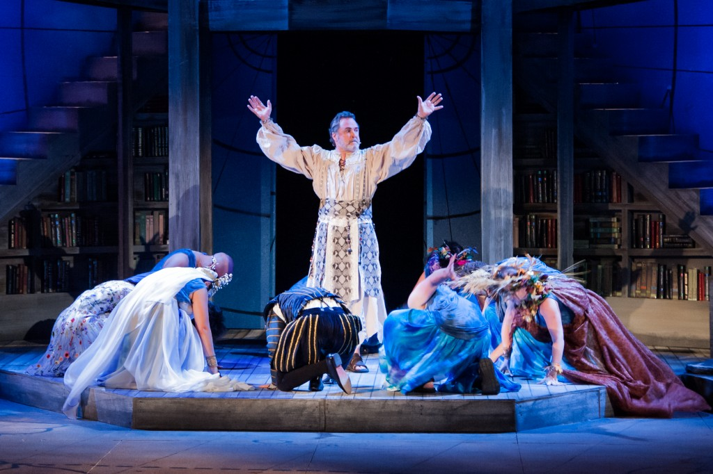 North Texans confused by stories about a controversial performance in New York aim their anger at Shakespeare Dallas. Photo: Shakespeare Dallas