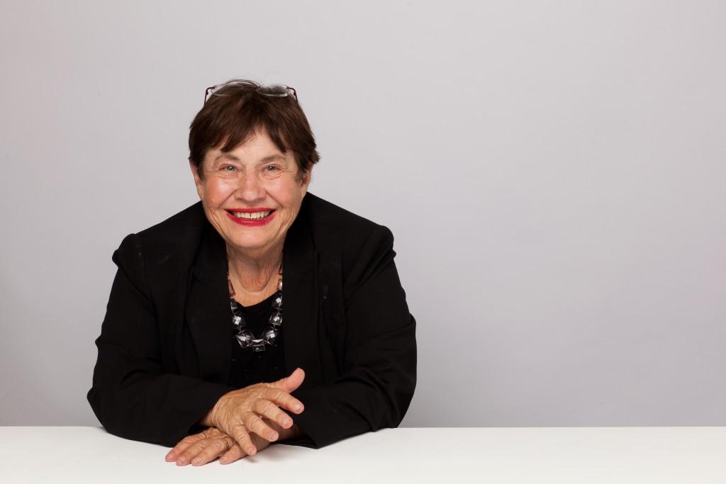 Sylvia Hougland. Photo by Kevin Todora