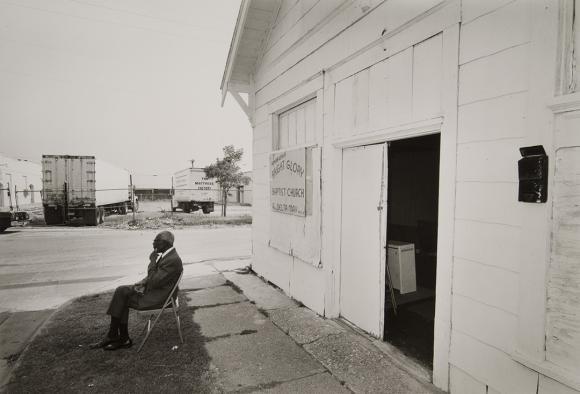 Bright Glory Baptist Church, Fort Worth, 1983/Peter H. Feresten