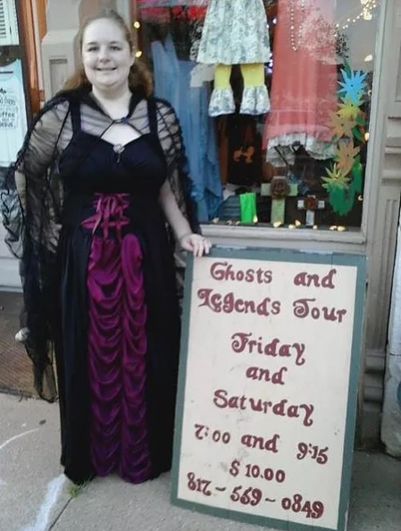 Photo: Granbury Ghosts and Legends Tour