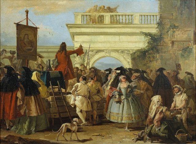 casanova venetian masquerade giovanni
