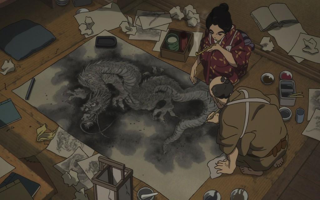 Miss Hokusai (2015) IMDB.com
