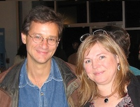 Marianne and Doug Leviton