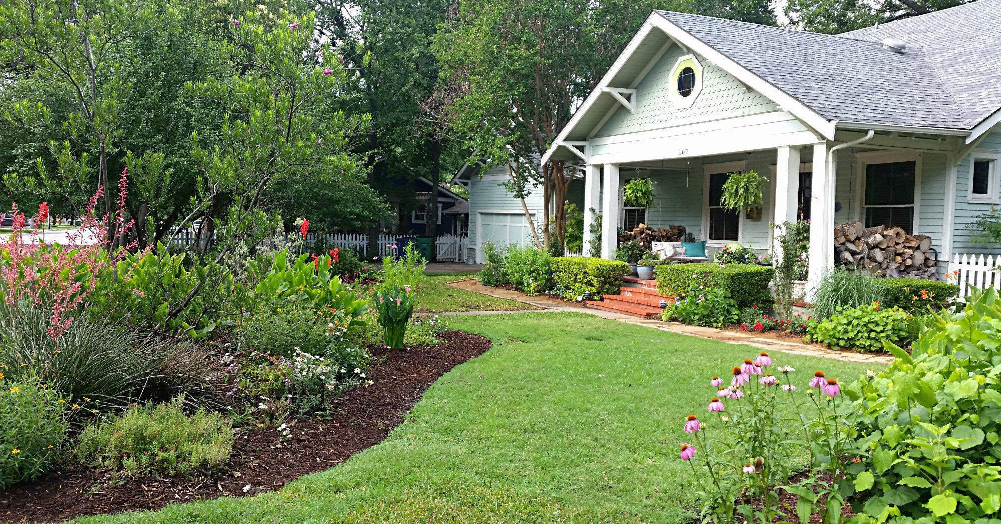 Deborah Crombie's home
