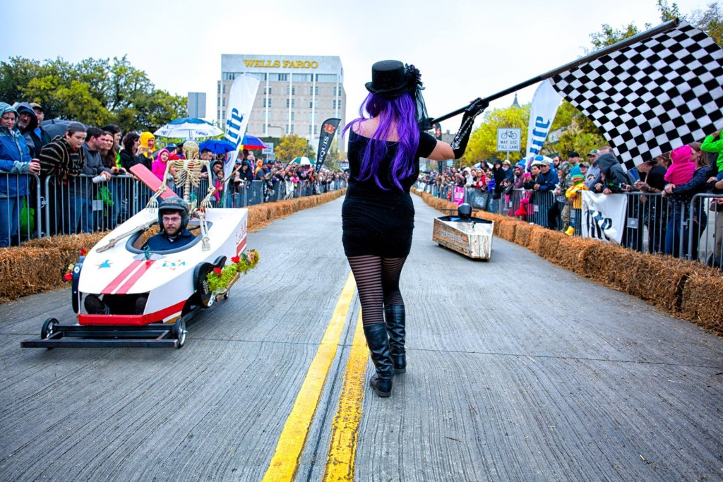 Photo: Denton's Day of Dead Fesitival