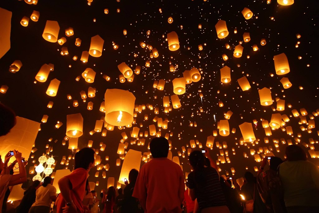 Photo: The Lantern Fest