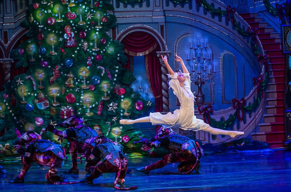 Photo: Moscow Ballet's Great Russian Nutcracker