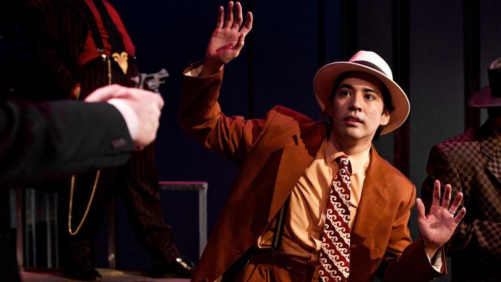 "Jasso in Cara Mia Theatre's ""Zoot Suit."" Photo: Adolfo Cantú-Villarreal – TZOM Films"