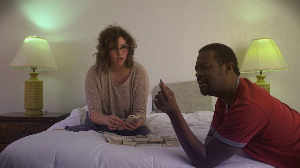 "A still from ""Dual Interests,"" a film by Daniel Lee Beard."