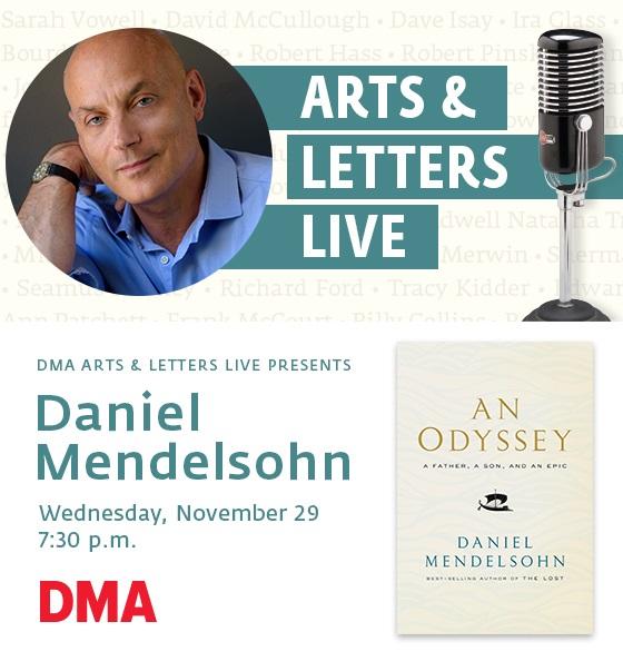 BD arts and letters live DanielMendelsohn_560