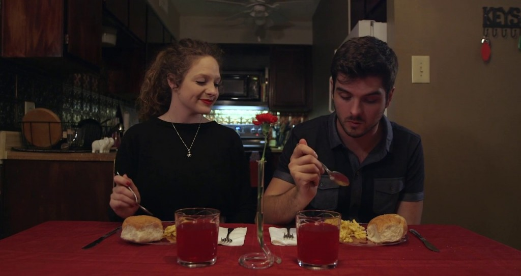 "A still from ""Recipe for Love,"" a film by Christina Gray."