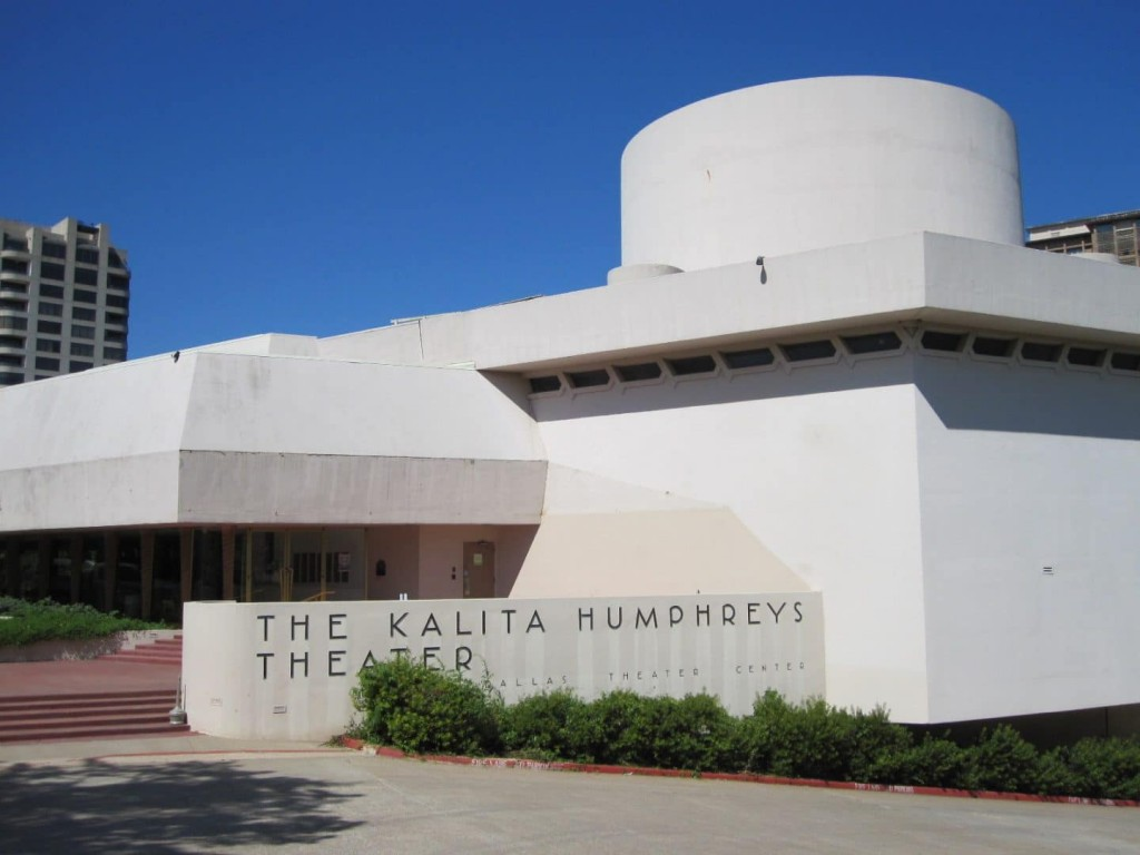 Kalita Humphreys Theater Photo: franklloydwright.org