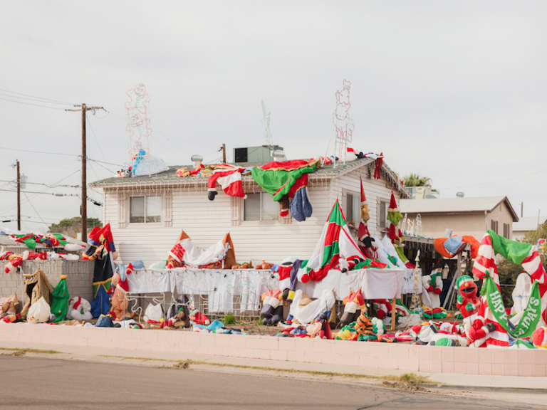 'Christmas in America: Happy Birthday Jesus' Photo: Jesse Rieser