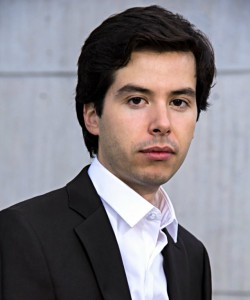 Alejandro Gómez Guillén. Photo: courtesy FWSymphony Orchestra