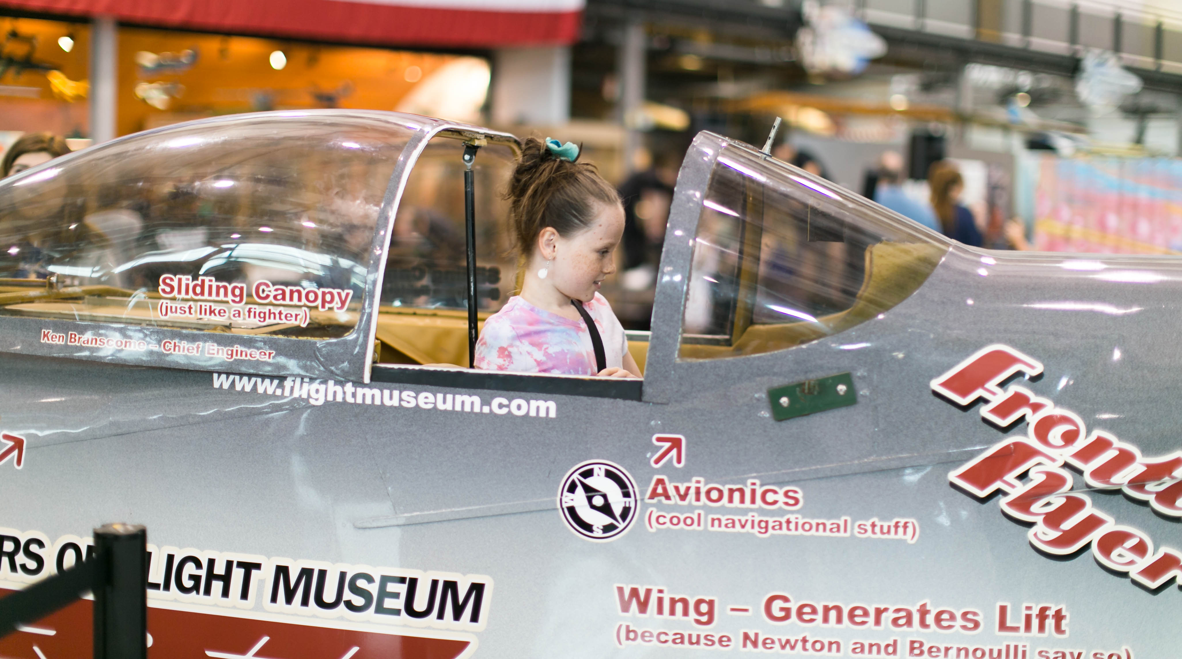 Photo: Frontiers of Flight Museum