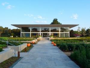 The Dallas Arboretum now has a Tasteful Place. Photo: Dallas Arboretum and Botanical Garden