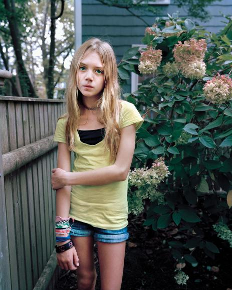"""Molly, 12, Brookline, Massachusetts,"" By Rania Matar."