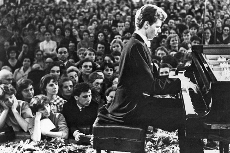 tuesday van cliburn