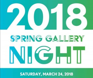 SPRING GALLERY NIGHT