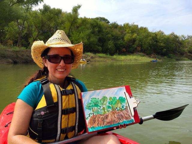Photo: Lewisville Lake Environmental Learning Area