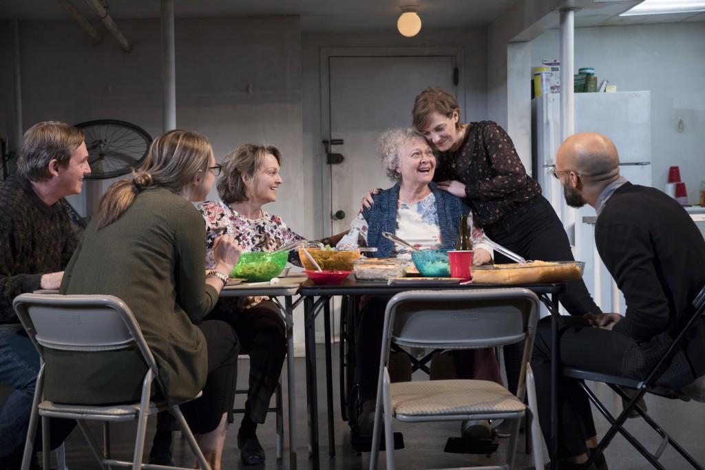 "'The Humans"" Seattle Repertory Theatre Photo Credit: Julieta Cervantes"