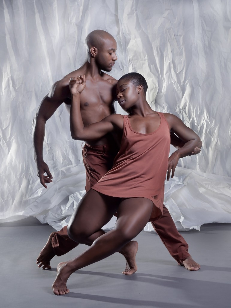 Lailah Duke and Xavier Mack. Photo by Brian Guilliaux.