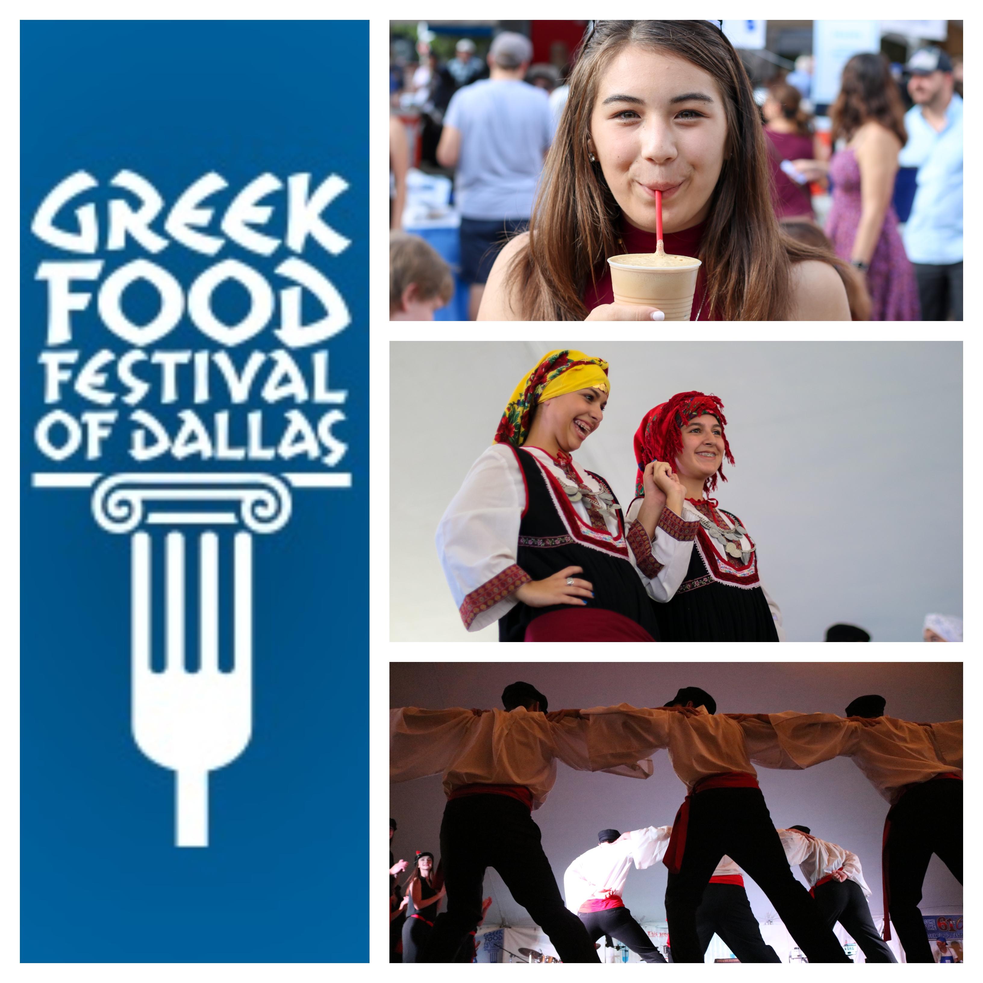 BD greek festival combo