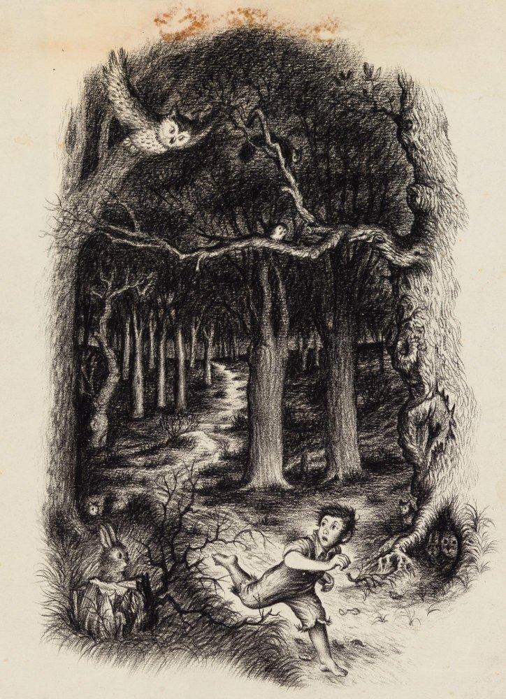 """""""Little House In The Big Woods"""" 