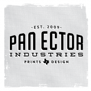 Denton screen printing show Pan Ector Industry