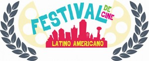 Logo for the Festival De Cine Latino Americano
