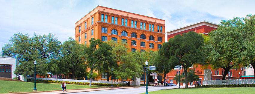The Sixth Floor Museum at Dealey Plaza Photo: The Sixth Floor Museum