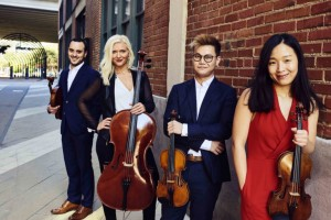 The Julius Quartet Photo: The Sixth Floor Museum