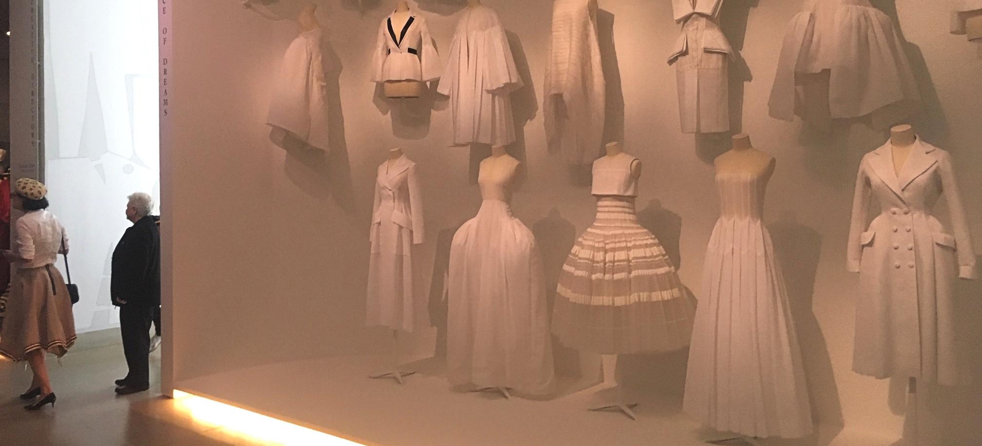 Muestra de Dior en el museo Dallas