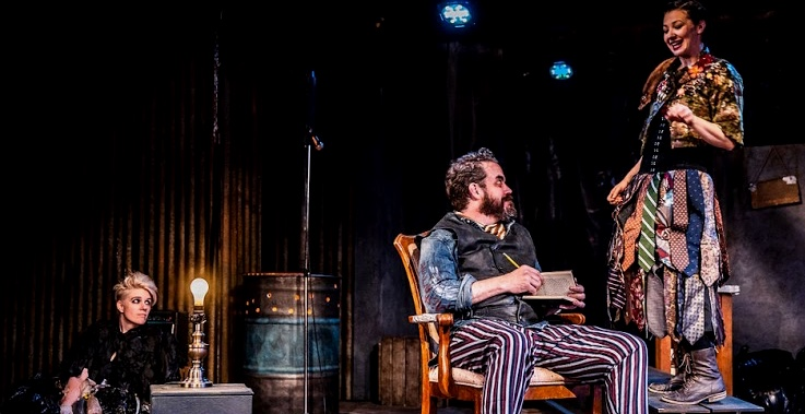 Review: Circle Theatre's 'Sweeney Todd' | Art&Seek | Arts