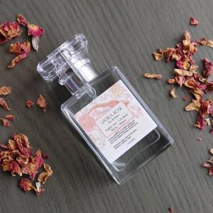 A Kheimistrii perfume bottle